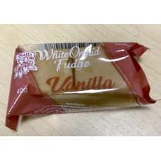 Baitz White Orchard Vanilla Fudge 40g