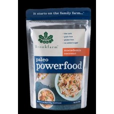Brookfarm Macadamia Paleo Power Food Mix 330g