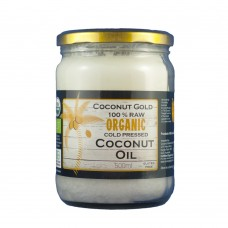 Coconut Oil 500ml Organic