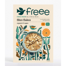Doves Farm Organic Fibre Flakes 375g