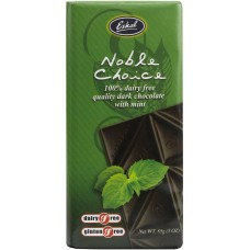 Eskal Noble Choice Dairy Free Dark Chocolate with Mint 85g