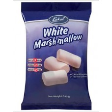 Eskal Dairy Free  White Marshmallows 180g