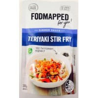 Fodmapped Teriyaki Stir Fry 200g
