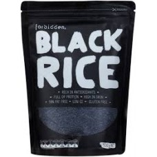 Forbidden Rice Black 500g Organic