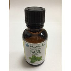 Healthy Aim Basil Essential Oil 25ml