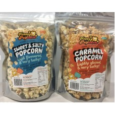 Happy Popcorn, Sweet & Salty 100g