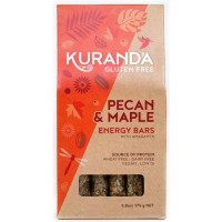 Kuranda Pecan and Maple Bar 5 Pck 175g