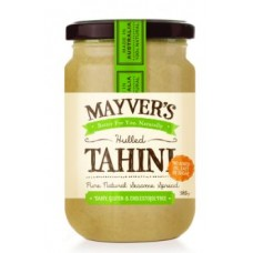 Mayver's Tahini-All Natural -Unhulled 385g