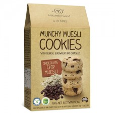 Naturally Good Chocolate Chip Muesli Cookies 160g