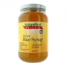 Nature First Organic Brown Rice Syrup 500g