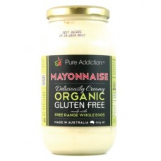 Pure Addiction Mayonnaise 440g