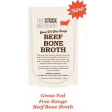 TSM Grass Fed Beef Bone Broth 500g