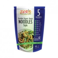 Zero Slim and Healthy Noodles 250g(drained weight)