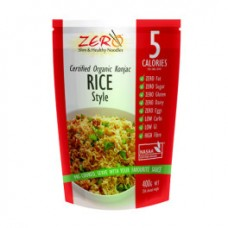 Zero Slim and Healthy Rice 250g(drained weight) SALE- BEST BEFORE DATE 3.7.21